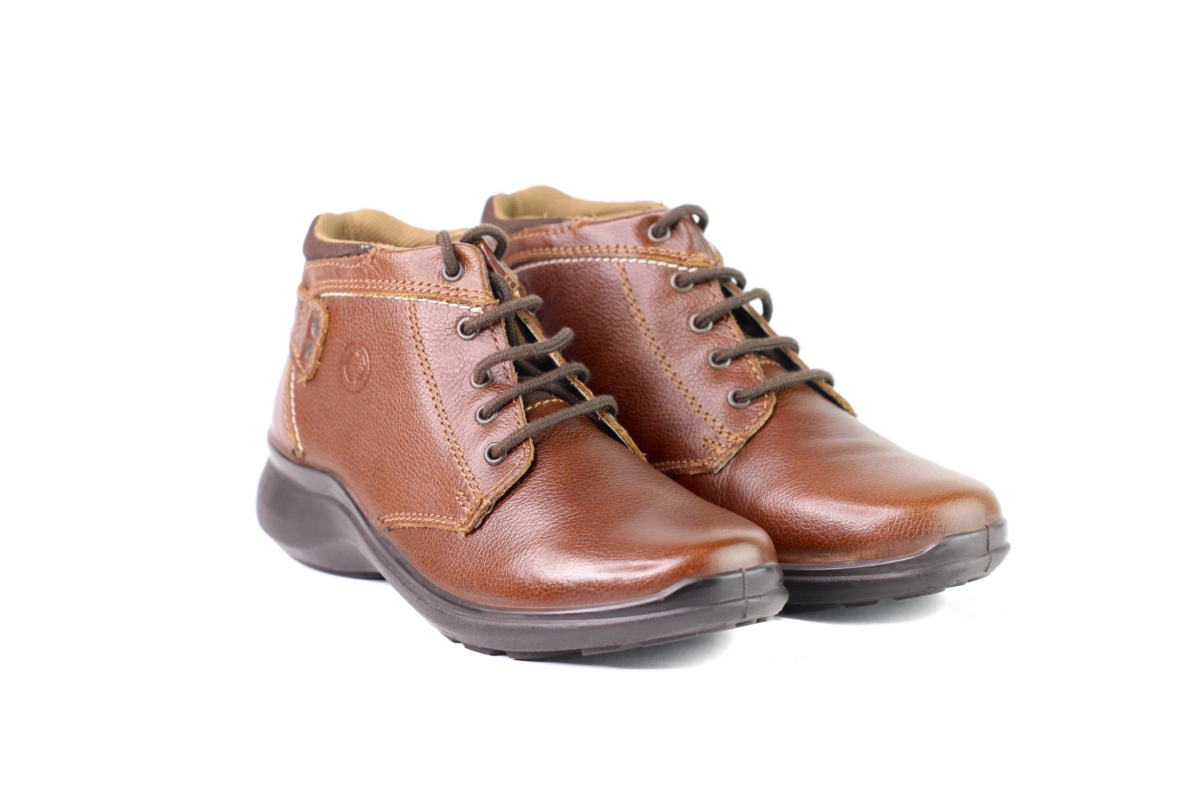 VT 8011 Lace-Up Leather Shoe