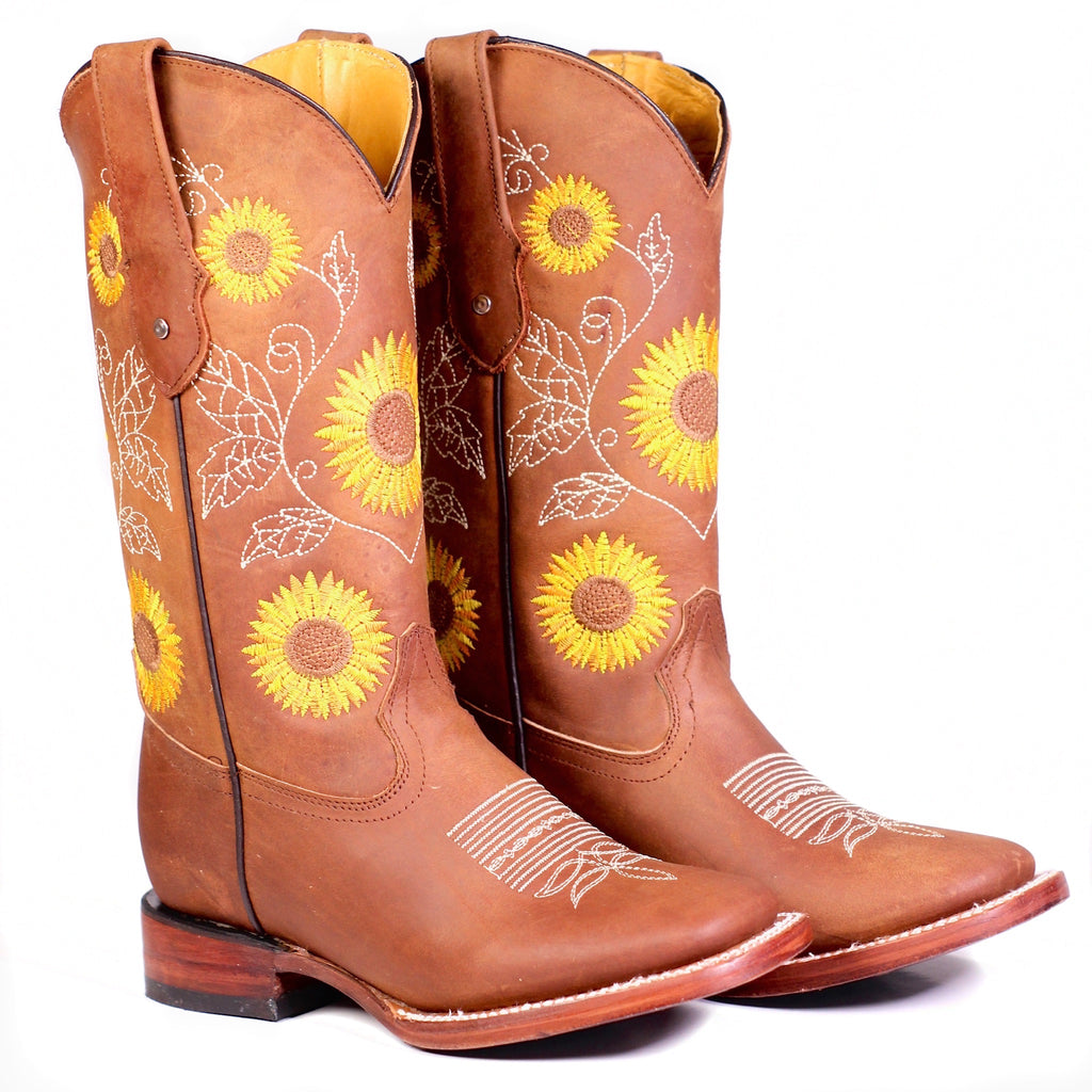 ADT Sunflower Boots