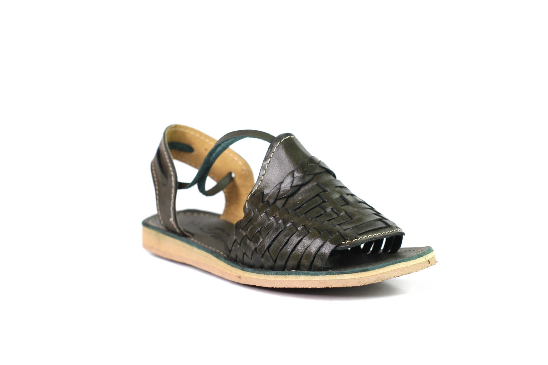 Mexican Leather Sandal Azteca
