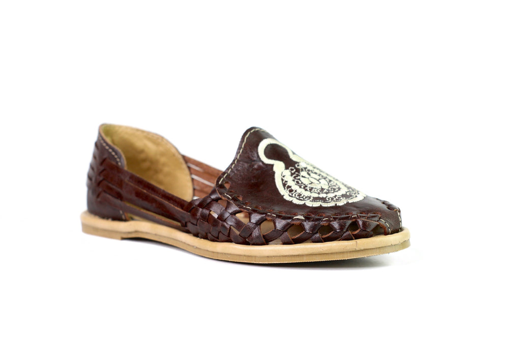 Mexican Leather Sandal Arracada