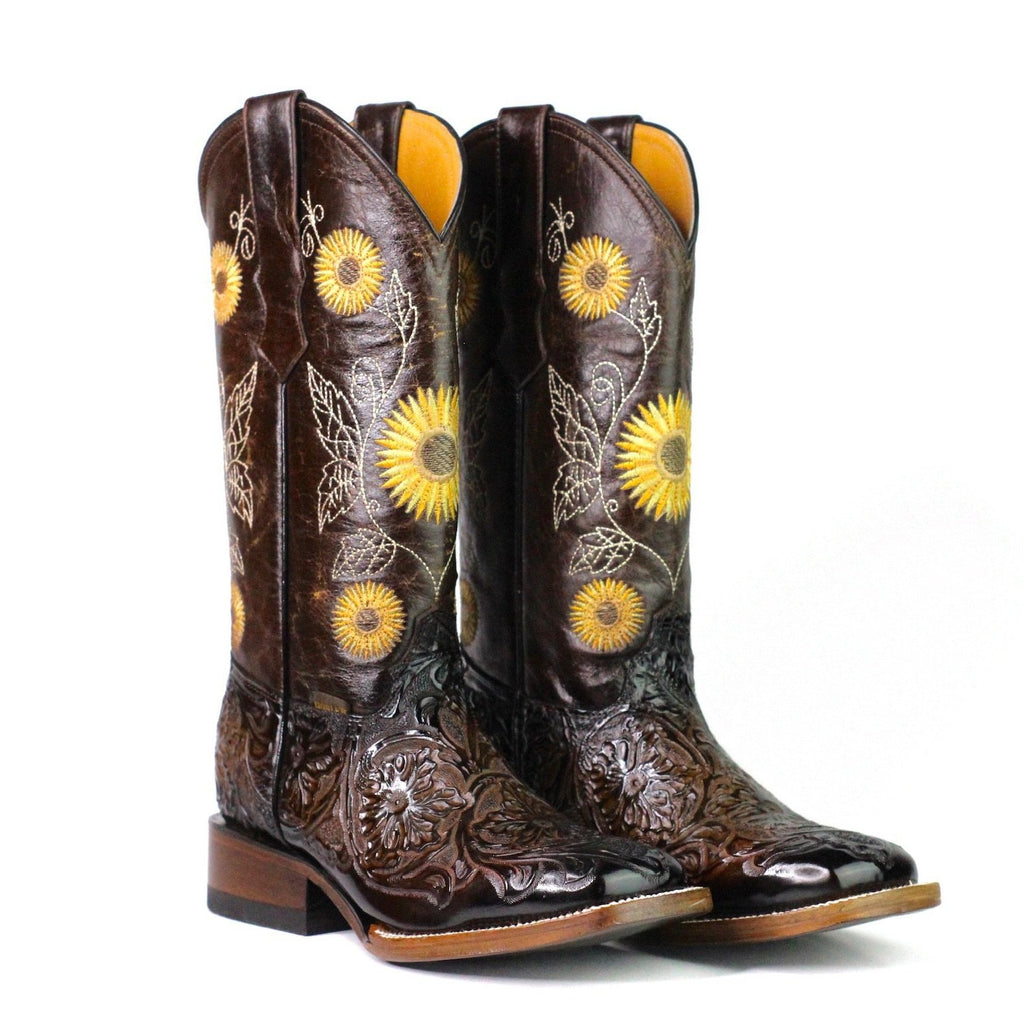 Sunflower Chiseled DR boots