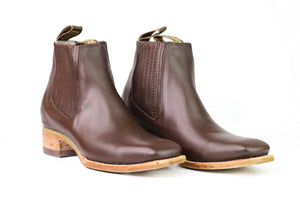 Sepulveda Rodeo Nappa Ankle Boot