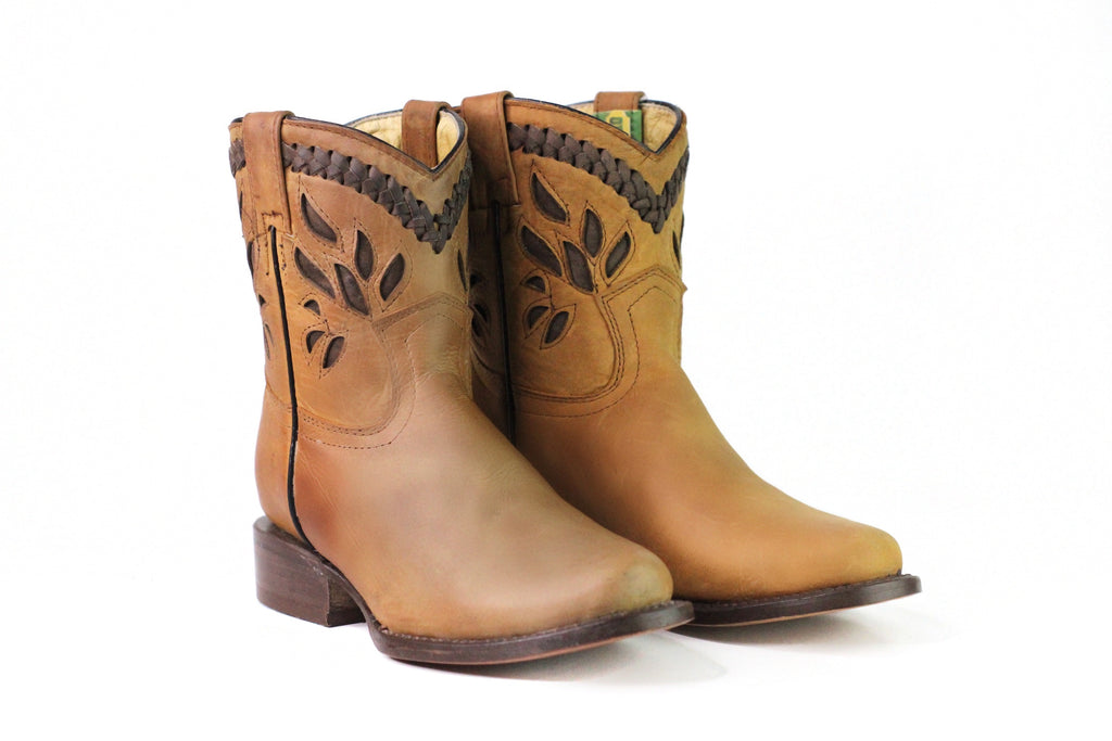 Old Corral Cowgirl Ankle Boot