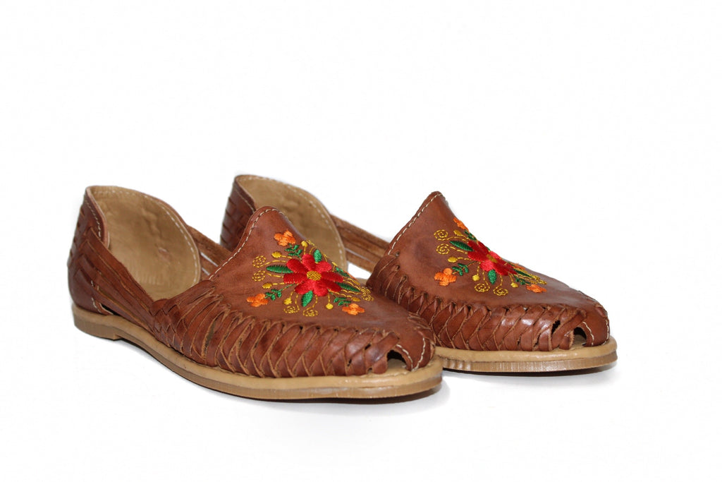 Mexican leather sandal Primavera
