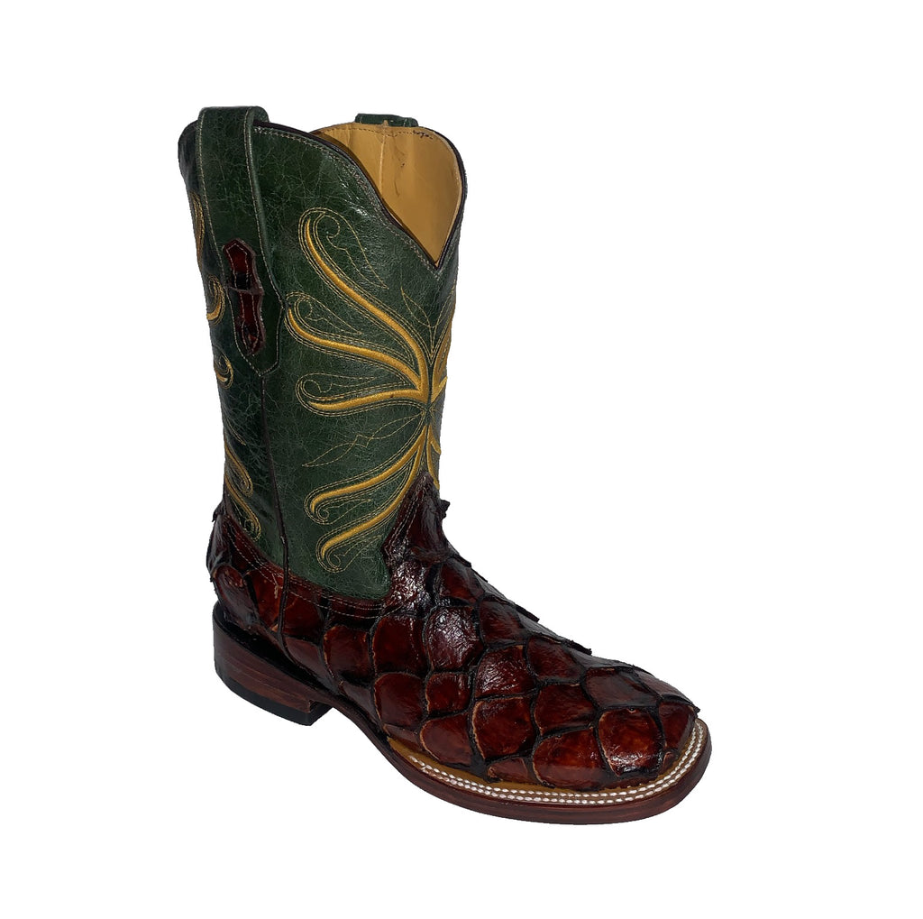ADT Fish Print Men's Boot