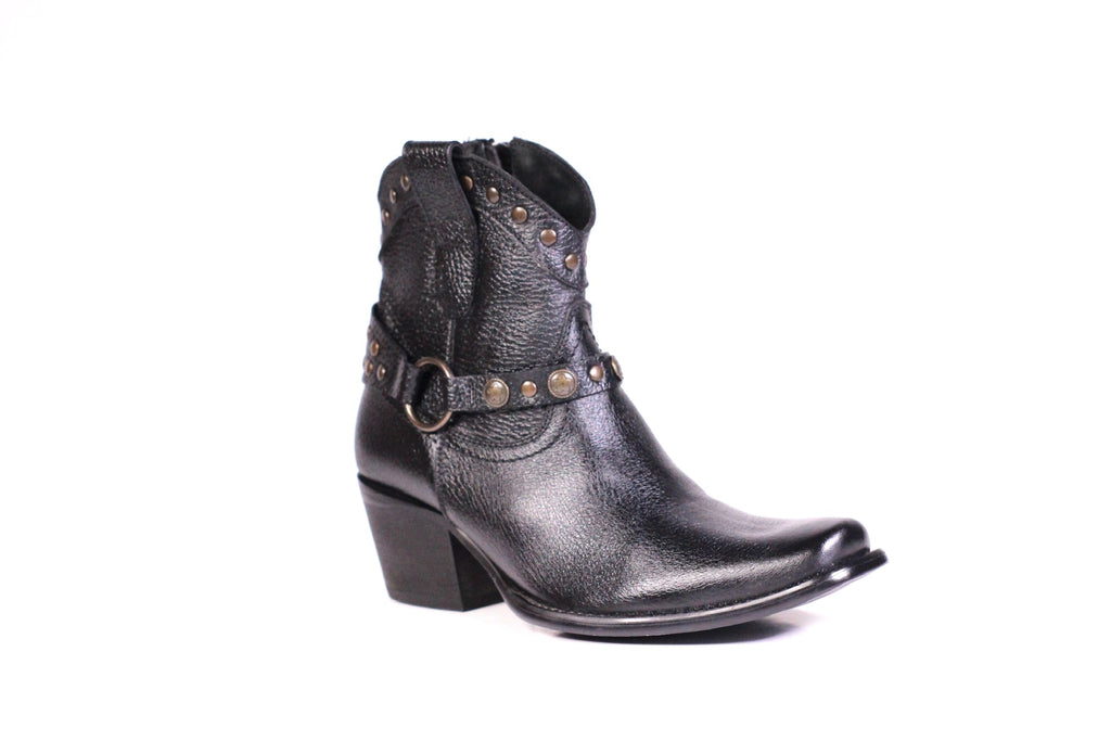 InM Flother Studded Western boot