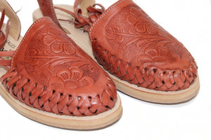 Mexican leather sandal Provincia