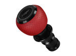 LEYO Red Nappa DSG Shift Knob - Automotive Therapy