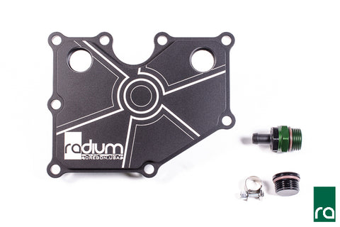RADIUM PCV BAFFLE PLATE OEM CONFIGURATION - FORD ECOBOOST FOCUS/MUSTANG/MAZDA MZR 3 MPS/6 MPS - Automotive Therapy