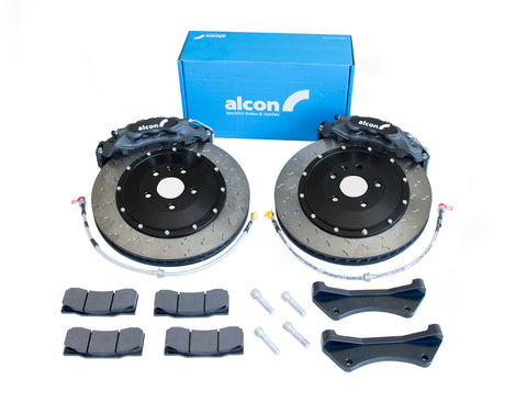 ALCON 6-PISTON CAR89 FRONT BRAKE KIT - FORD FOCUS RS LZ 16-17 - Automotive Therapy