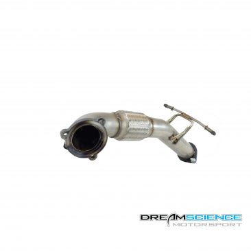 DREAMSCIENCE FORD FOCUS XR5 & RS MK2 3INCH DOWNPIPE - Automotive Therapy