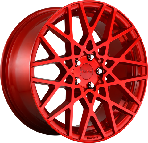 ROTIFORM R109 BLQ CANDY RED - Automotive Therapy