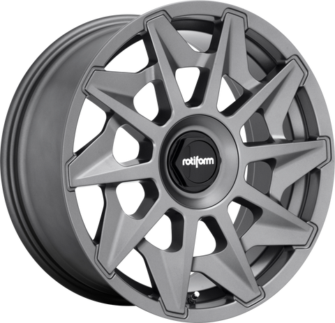 ROTIFORM R128 CVT  MATTE ANTHRACITE - Automotive Therapy
