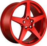 ROTIFORM R149 WGR CANDY RED - Automotive Therapy