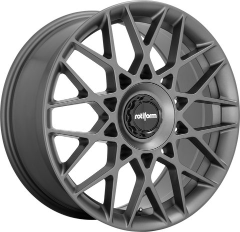 ROTIFORM R165 BLQ-C ANTHRACITE - Automotive Therapy