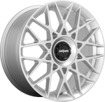 ROTIFORM R165 BLQ-C SILVER - Automotive Therapy
