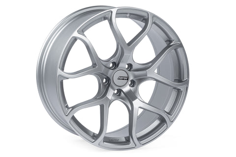 APR A01 FLOW FORMED WHEELS (20X9.0) (HYPER SILVER) (1 WHEEL) - Automotive Therapy