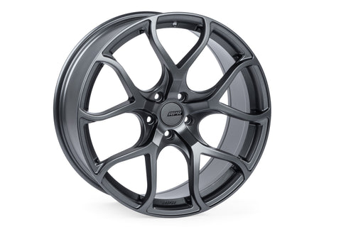 APR A01 FLOW FORMED WHEELS (20X9.0) (GUNMETAL) (1 WHEEL) - Automotive Therapy