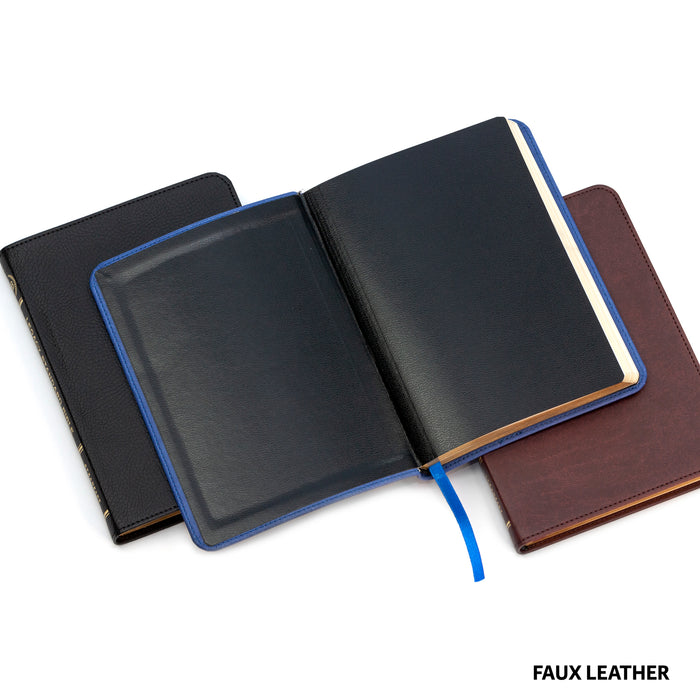 The Legacy Standard Bible, New Testament with Psalms and Proverbs - Faux Leather