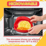 Microwave Silicone Omelet Maker