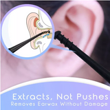 Micro-Bristle Reusable Ear Cleaner