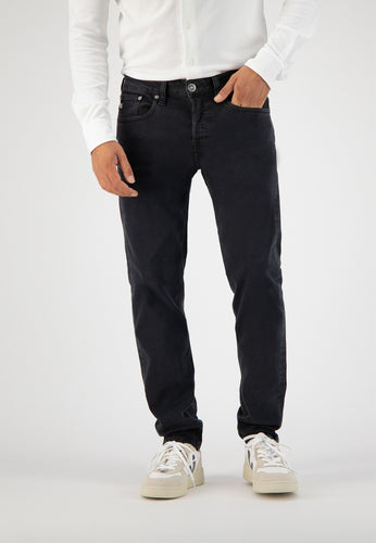 MUD Regular Dunn Jeans black - Fischerins Kleid