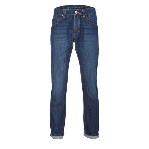 GS Slim Straight Jeans men - Fischerins Kleid