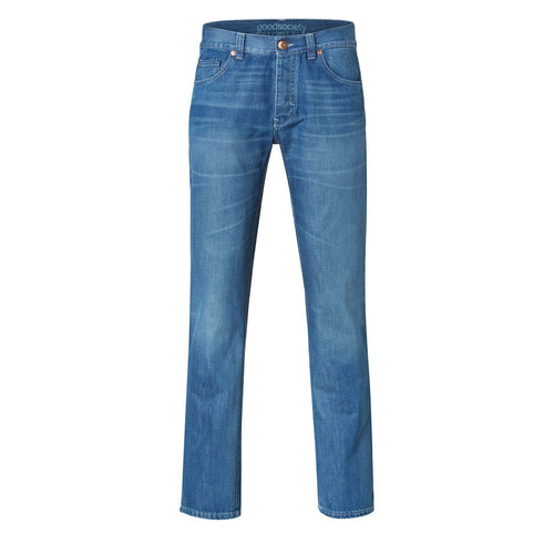 GS Straight Jeans Men - Fischerins Kleid