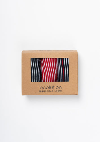 Socken Set #STRIPES - Fischerins Kleid
