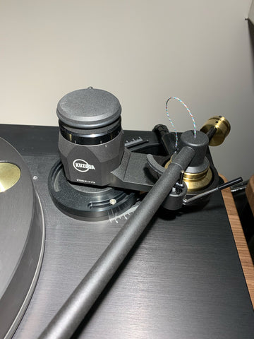 How to properly set up a turntable