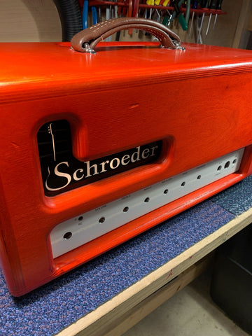 Schroeder Amplification Head Box with a killer deal