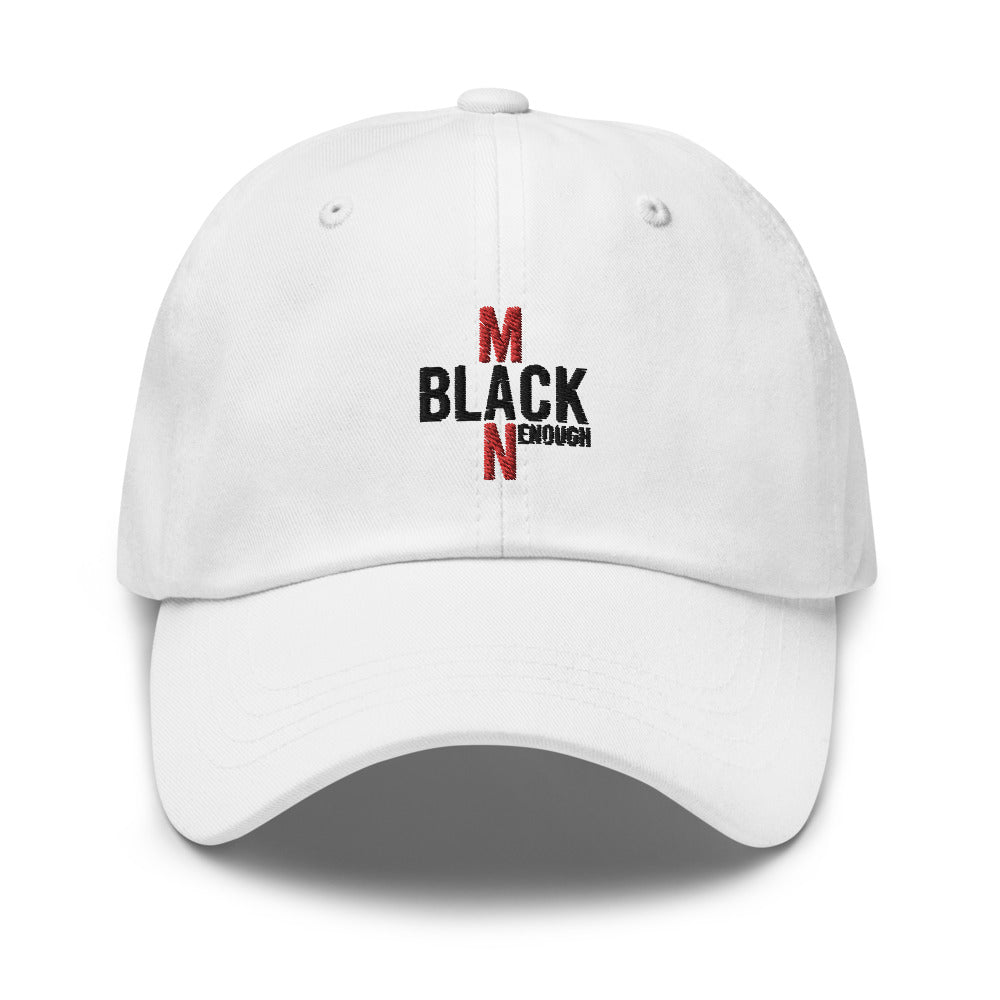 I'm Black Cap White