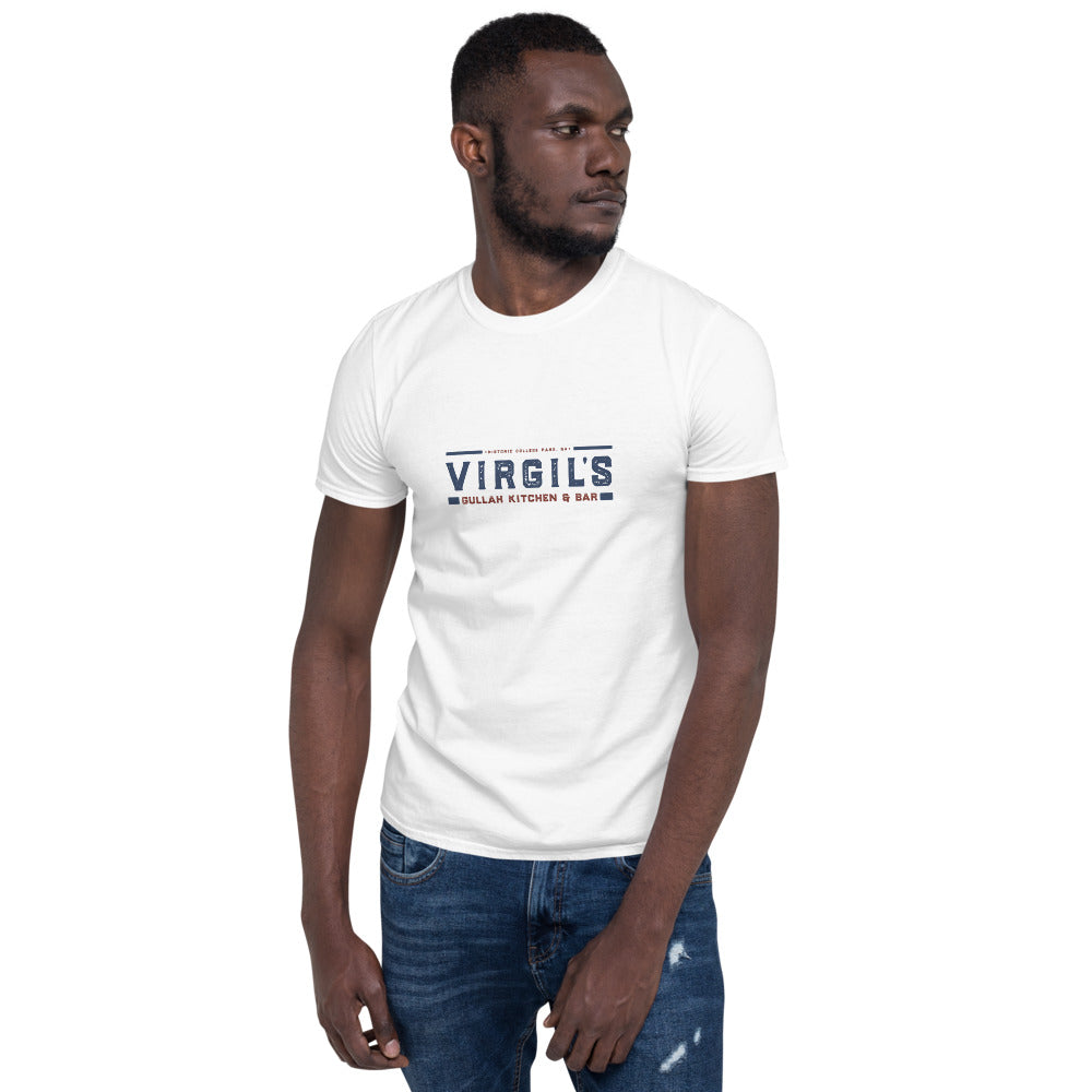 Short-Sleeve Unisex Virgil's White T-Shirt