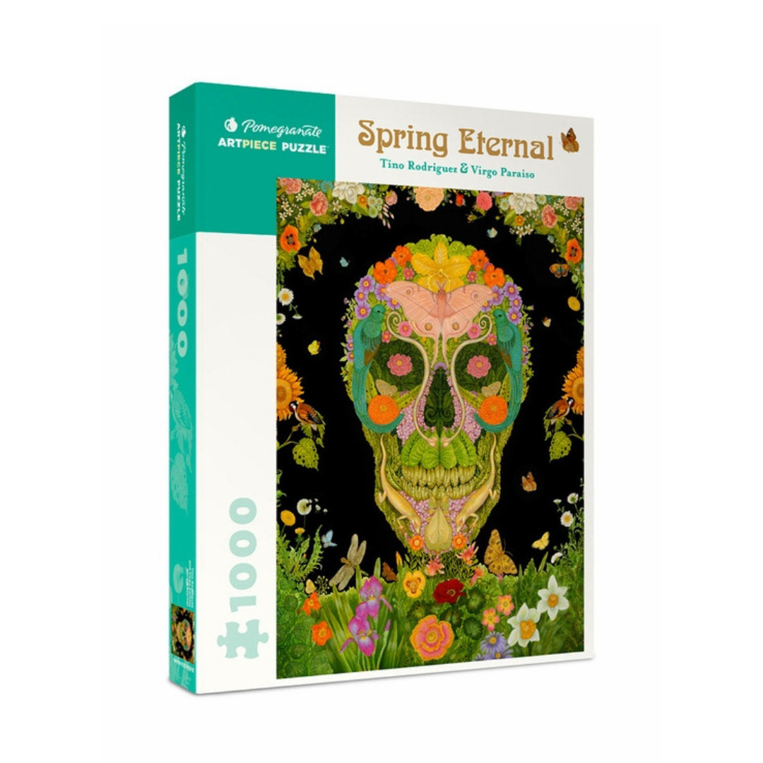 Spring Eternal by Tino Rodriguez and Virgo Paraiso 1000 Piece Puzzle - The Puzzle Nerds