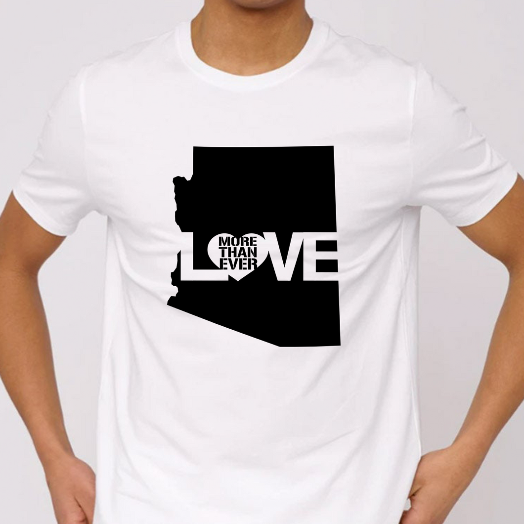 Arizona LMTE State Your Love Tee