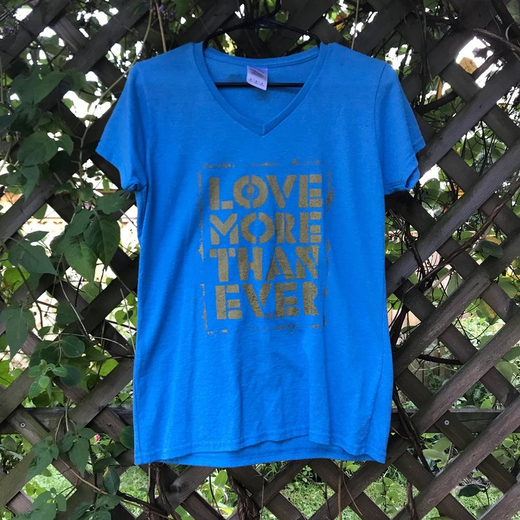 Blue and Gold LMTE Tee