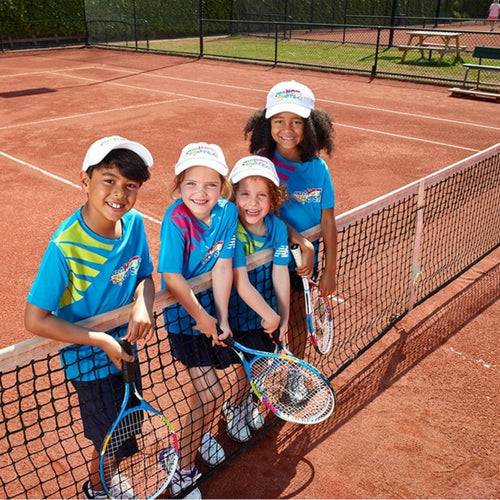 Kids Tennis Coaching. Hot Shots Tennis lessons. Tennis Coaching Frankston. Tennis Coaching Langwarrin