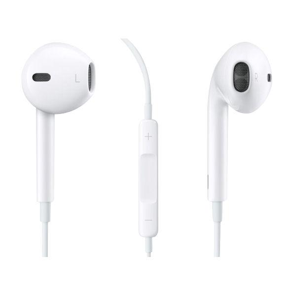 Originale Apple EarPods med Remote og Mikrofon.
