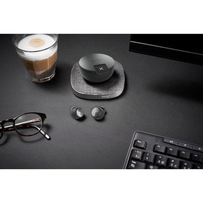 ROCKit. True Wireless Earbuds fra SACKit. Super lyd. Onyx.