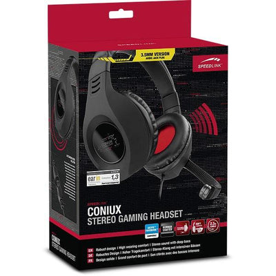 SPEEDLINK CONIUX Stereo Gaming Headset.