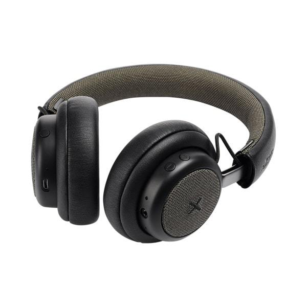 SACKit TOUCHit headphones. Bluetooth og ANC. Sort.