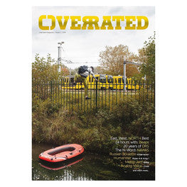 OVERRATED MAGAZINE #2