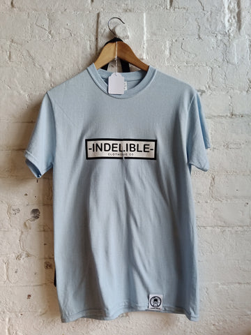 Indelible Tee & Tote Pack (Sky Blue)