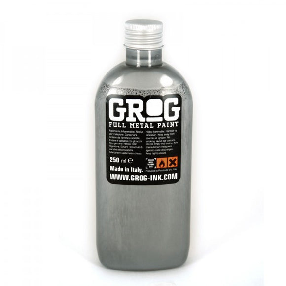 Grog Full Metal Paint 250m