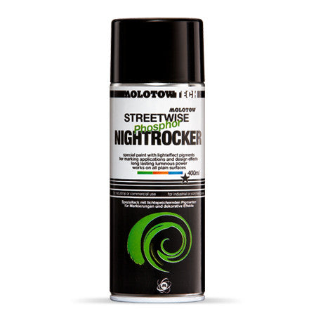 Molotow Phosphor Glow in the dark Nightrocker (400ml)