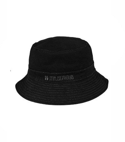 Mr Serious Bucket Hat Reversible