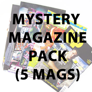 MYSTERY MAGAZINE PACK (5 ASSORTED MAGS)