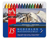 Caran D'Ache Neocolor Water Soluble Pencils
