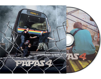 Urban Media PAPAS 4 DVD