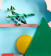 Load image into Gallery viewer, 3D-Puzzle, Cool Classic Seaplane